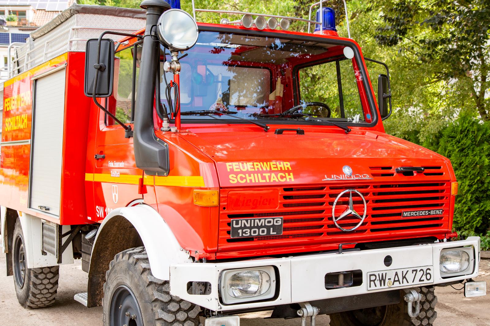 Feuerwehr Schiltach - SW 8